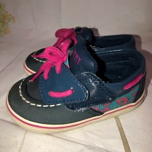 Girls Sperry's Boat shoes